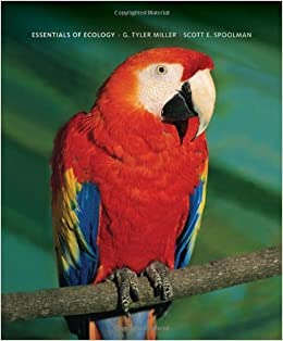 Book Essentials of Ecology by G. Tyler Miller (2008-09-25)