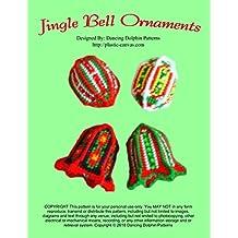Jingle Bell Ornaments: Plastic Canvas Pattern