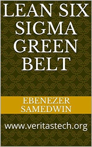 green belt training - 3