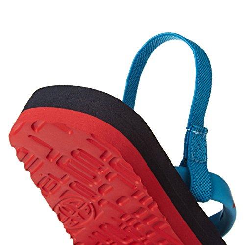 Animal Flip Flops Goofey - azul