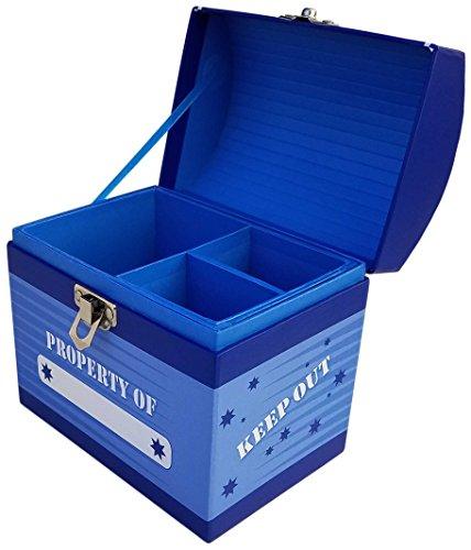 Boys Treasure Box Junior (Boys Treasure Chest)