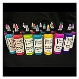 Vivid Ultra-Metallics Acrylic Enamel Black Friday-Cyber-Monday Event 1oz bottles FULL SET 32 colors Black Friday-Cyber-Monday Event