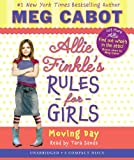 Allie Finkle's Rules for Girls Book 1: Moving Day - Audio