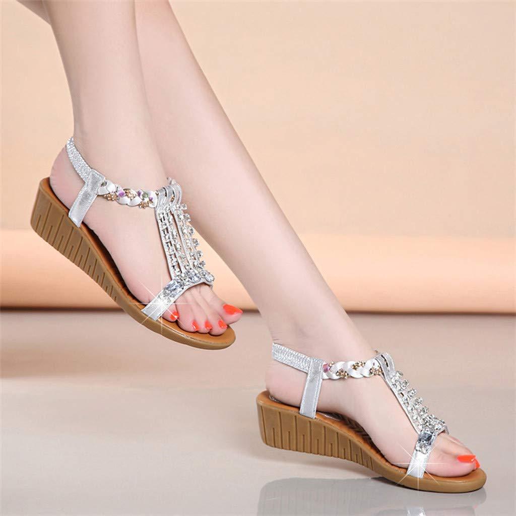 Caopixx Walking Sandals for Women Comfortable Athletic Stylish Shoes Gladiator Sandal Shoes