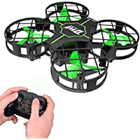 Dwi Dowellin Mini Drone Quadcopter w/RC & Crash Proof