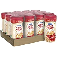 NESTLE COFFEE-MATE Coffee Creamer, Original, 11oz powder creamer, Pack of 12