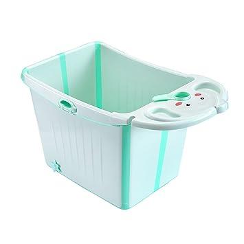 Baignoire Bebe Pliable Multifonctionnel Peut S Asseoir Portable