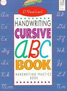 Worksheets D Nealian Handwriting Worksheets Free dnealian handwriting abc book practice and coloring cursive book