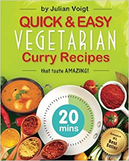 Easy veggie curry recipes