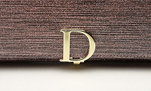 Trend package Evening Gold Folder Bag Fashion Light Light Bag Gold Personalized Leather Banquet Hand Color wHIqdrI