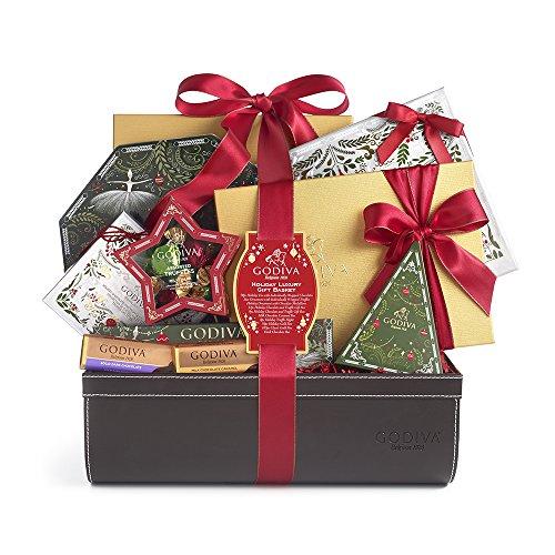 Godiva Chocolatier Holiday Luxury Basket