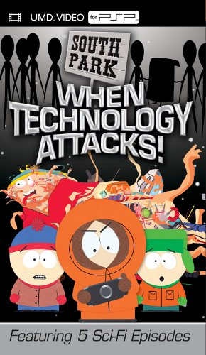 South Park - When Technology Attacks [UMD for PSP]