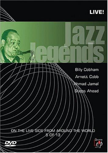 Arnett Cobb - Jazz Legends Live, Vol. 5 (DVD)