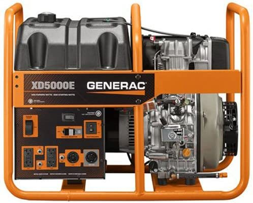 Best 5000-Watt Inverter Generator