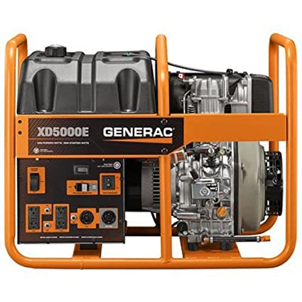 Amazon Generac 6864 5000 Running Watts 5500 Starting