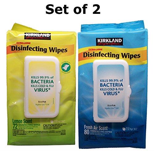 kirkland household wipes - 3