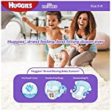 Huggies Little Movers Diapers Step 4, Economy Plus, 152 Count