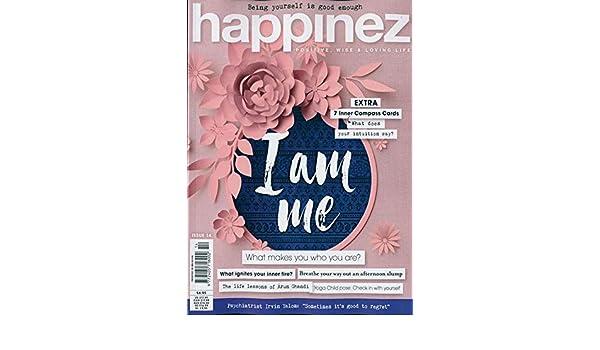 Verwonderlijk Happinez - I Am Me - Positive, Wise & Loving Life - Issue 14 DF-46