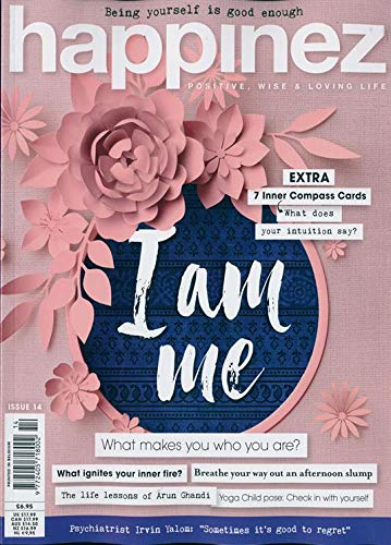 Goede Happinez - I Am Me - Positive, Wise & Loving Life - Issue 14 YR-98