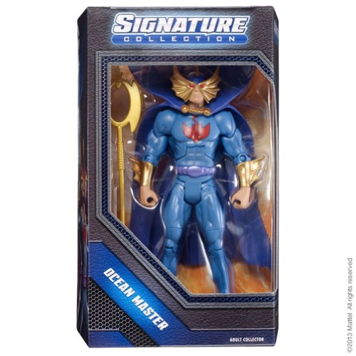 Ocean Master Action Figure - DC Signature Collection