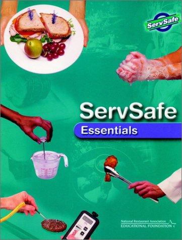 ServSafe? Essentials with Exam Answer Sheet