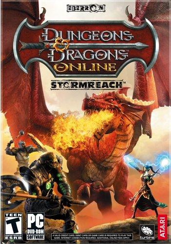 Dungeons & Dragons Online: Stormreach B0009N5O5E Parent