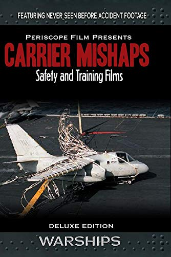 Aircraft Carrier Mishaps  Pilot and Deck Crew Safety and Training Films ()