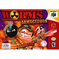 Worms: Armageddon - Nintendo 64