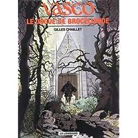 Vasco, tome 20 : Le Dogue noire de Brocéliande