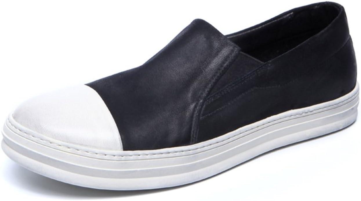 Vintage Zapatos Moda/La caída del Hombre Lok Fu Zapatos/Zapatos de ...
