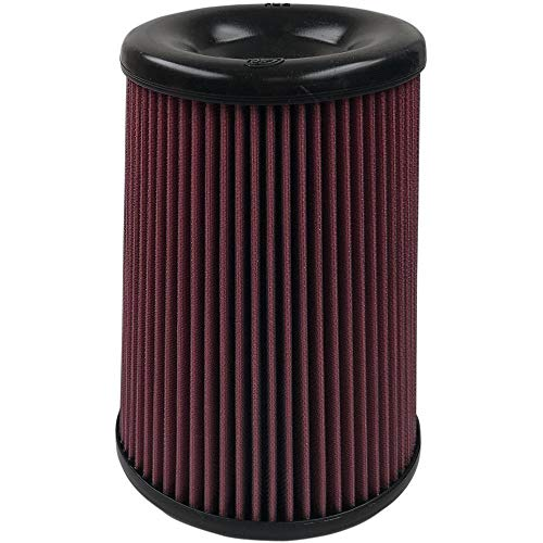 S&B Filters KF-1063 High Performance Replacement Filter (Oiled Cleanable, 8-ply Cotton)