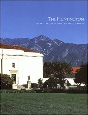 Amazon.com: The Huntington Library, Art Collections And Botanical Gardens  (9780873281348): Peggy Park Bernal, Henry E. Huntington Library And Art  Gallery: ...