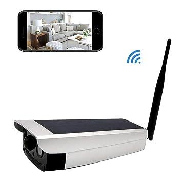 433bfde87687c TUANMEIFADONGJI Caméra de surveillance solaire sans fil 1080P d'extérieur  sans fil avec audio 2 voies 7650 mAh: Amazon.fr: HygiÚne et Soins du corps