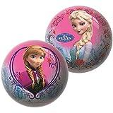 Mookie Disney Frozen Character Children Baby Soft Rubber Inflatable Play Balls 23cm