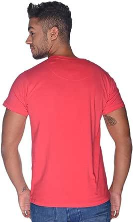 Creo Yellow Beard Skull T-Shirt For Men - M