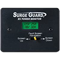 Technology Research (40300 Remote Power Monitor LCD Display with 50 Cord
