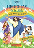 Historias de la Biblia para antes de dormir (Spanish Edition)