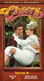Cheers, Vol. 10 - Rescue Me / Birth, Death, Love and Rice [VHS]