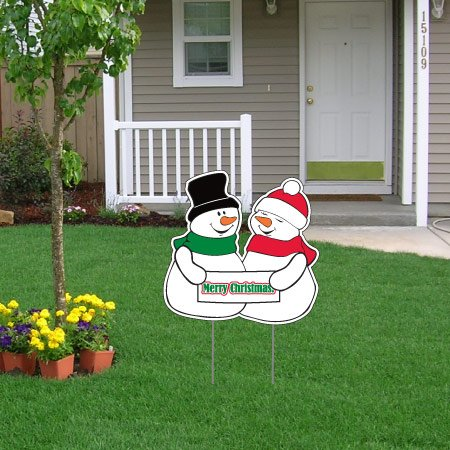 VictoryStore Yard Sign Outdoor Lawn Decorations -  21