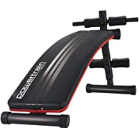 Sit Up Abs Home Gym Weight Bench Press Fitness Resistance Bands Incline Decline