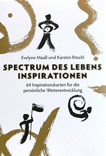Spectrum des Lebens - Inspirationskarten (Set von 64 Karten)