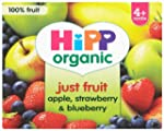 """HiPP Organic """"From 4+"""" Purely Fruits..."""