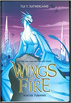 Book Winter Turning (Wings of Fire)
