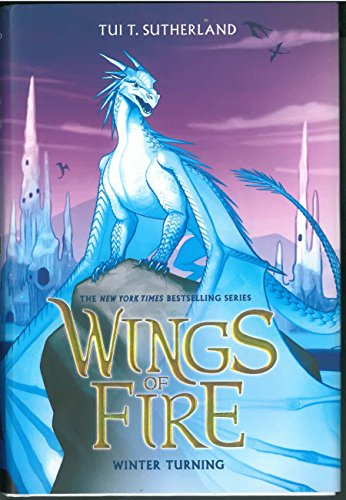 Upper Set Wing (Wings of Fire Book Seven: Winter Turning)