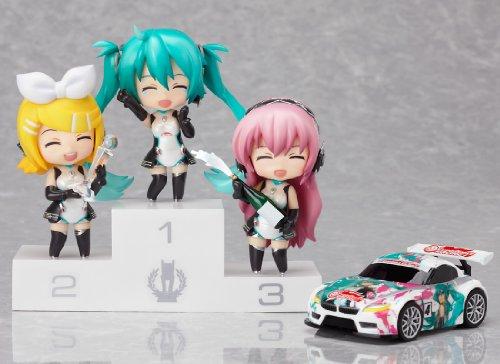 Good Smile Company - Racing Miku Mini Figures Nendoroid Petite Racing Miku Set 7 cm