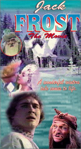 Mushroom Jack - Jack Frost - The Movie [VHS]