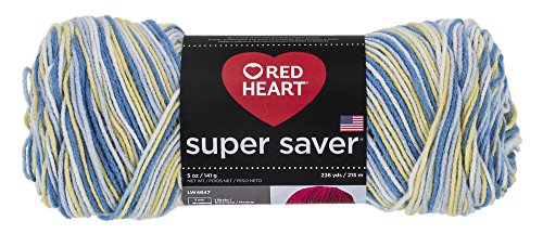 RED HEART Super Saver Yarn, French Country