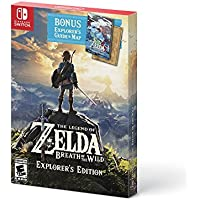The Legend of Zelda Breath of the Wild Explorer's Edition Expansion Pass for Nintendo Switch by Nintendo [Digital Download]