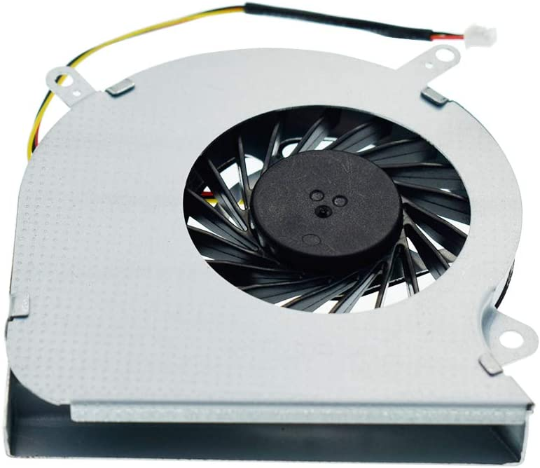 DREZUR CPU Cooling Fan Compatible for MSI GE60 MS-16GA MS-16GC MS-16GH MS-16GF MS-16GD Series Laptop