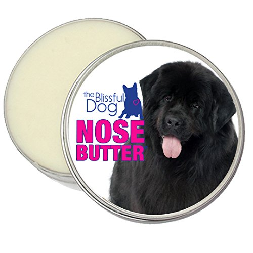 The Blissful Dog Newfoundland Nose Butter, 4-Ounce